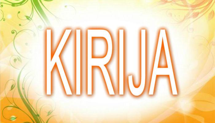 Kirija
