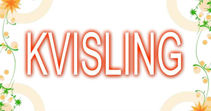 Kvisling