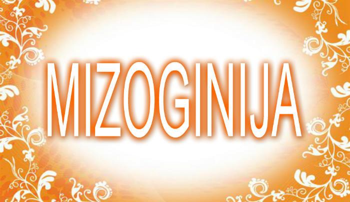 Mizoginija