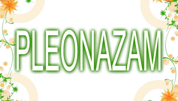 Pleonazam