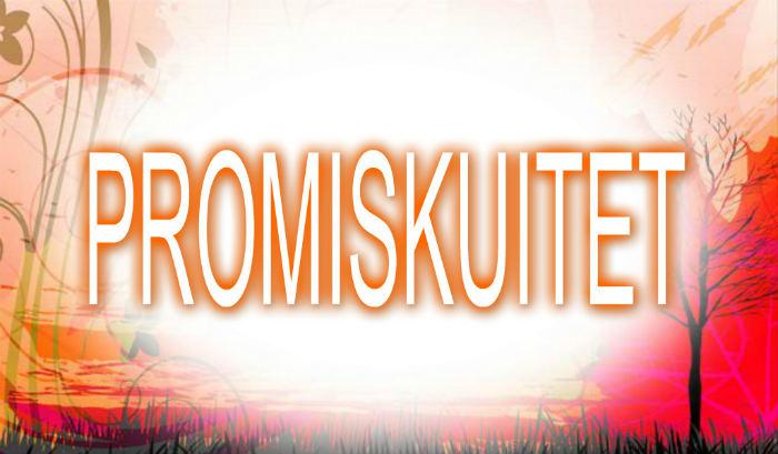 Promiskuitet