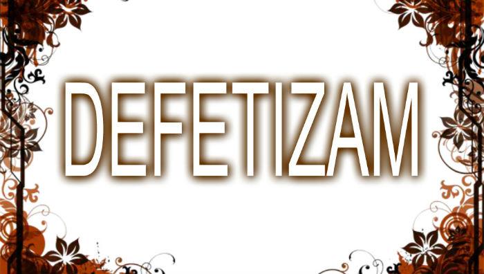defetizam