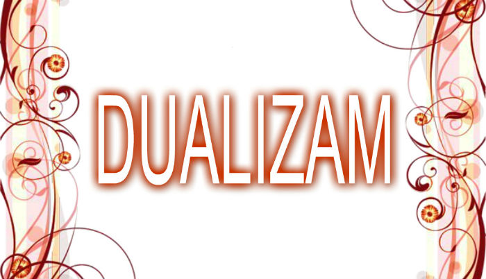 Dualizam