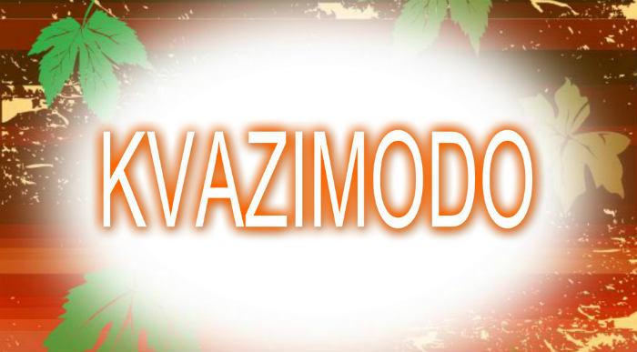 Kvazimodo