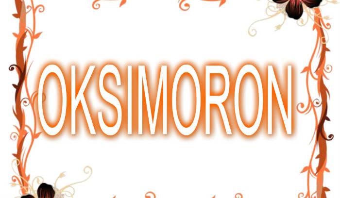 Oksimoron
