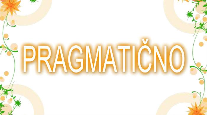Pragmaticno